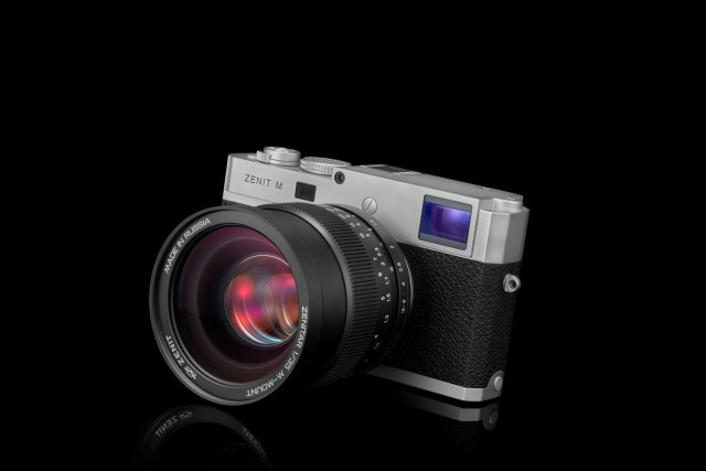 Zenit and Leica present joint production camera