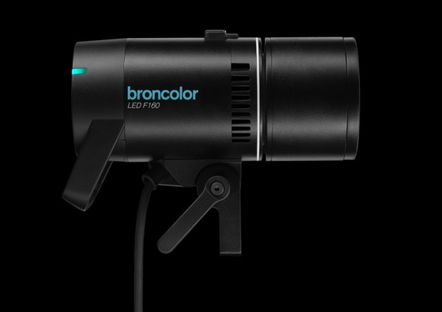 broncolor announces new LED F160 and Innovation in Surface Visualization