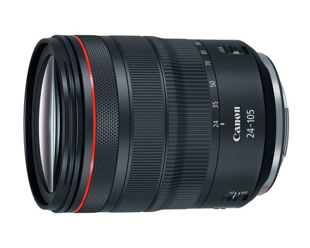 Canon introduces four RF Mount lenses