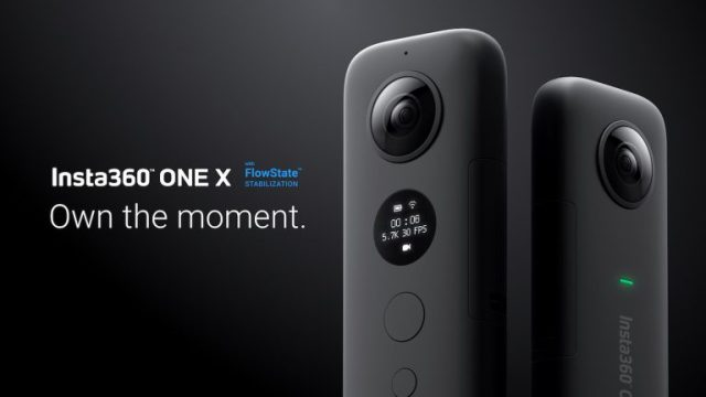 Insta360 ONE X redefines the action camera with 5.7K video, cinematic slow-mo