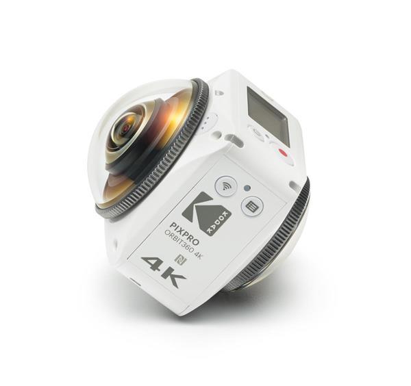 JK Imaging announces improvements to Kodak PixPro 360-degree cameras