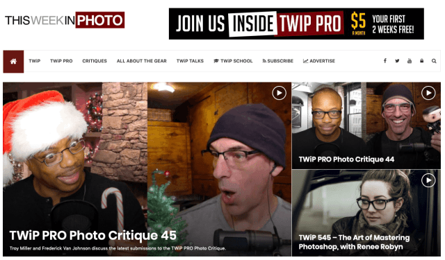 This Week in Photo podcast gets new media sales company