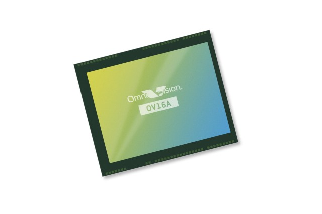 New OmniVision image sensor provides cost-effective 16 MP upgrade for rear- and front-facing cameras