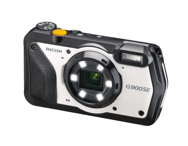 Ricoh introduces RICOH G900 industrial digital camera