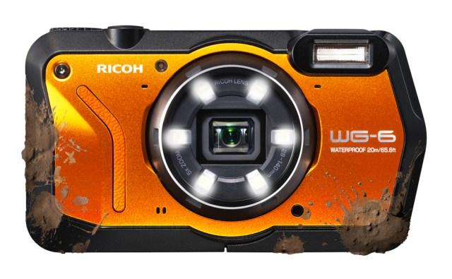 Ricoh Imaging introduces WG-6 ultra-rugged digital camera