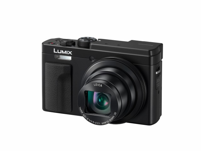 Panasonic launches the LUMIX ZS80 travel camera