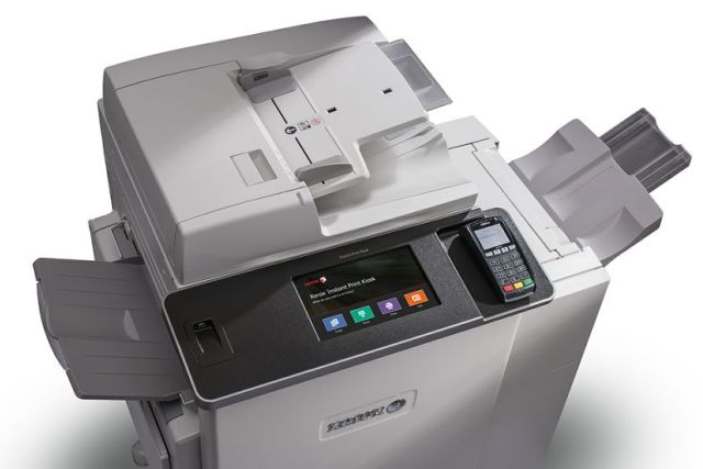 Xerox launches instant-print kiosk for businesses