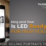 Is LED lighting ready for high-volume photography?
