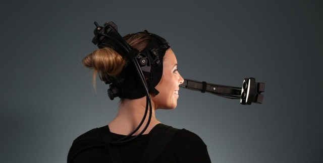 DI4D announces new head mounted camera system for high-fidelity facial performance capture