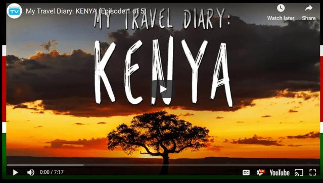 "Adorama launches original series ""My Travel Diary: Kenya"""