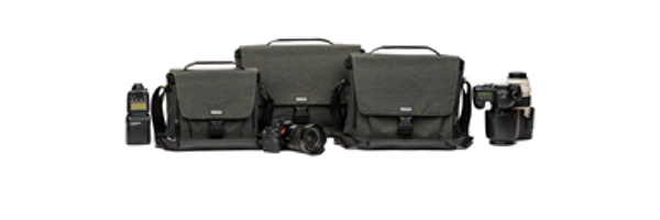 """Think Tank Photo's new """"Vision"""" shoulder bag series blends form with function"""