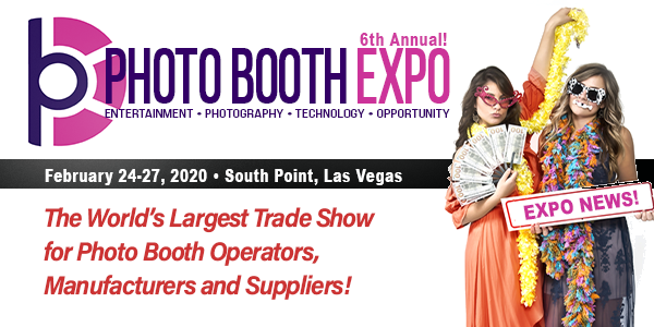 Photo Booth Expo 2020