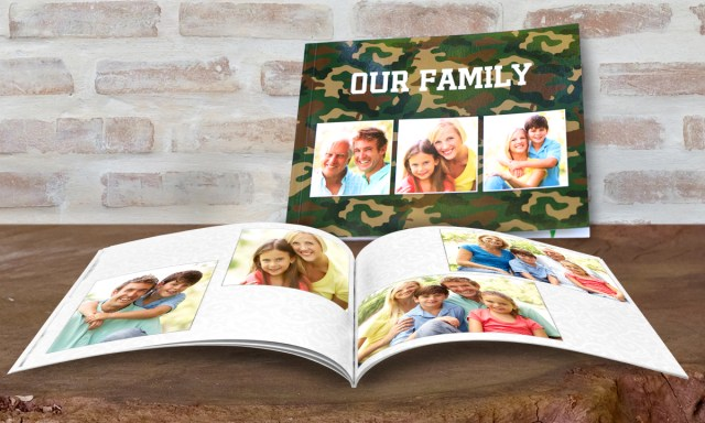 Free 20-page custom photo book from MailPix to celebrate National Photo Month