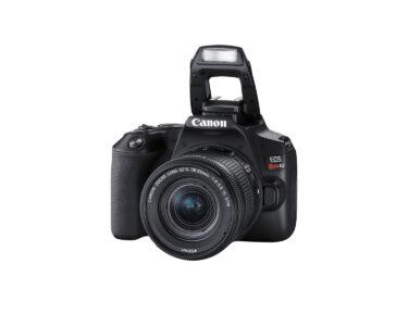 Canon introduces EOS Rebel SL3 compact DSLR