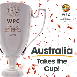 Australia takes 2019 World Photographic Cup