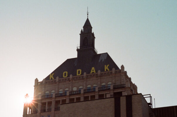 Kodak reports lower sales and greater loss in first quarter