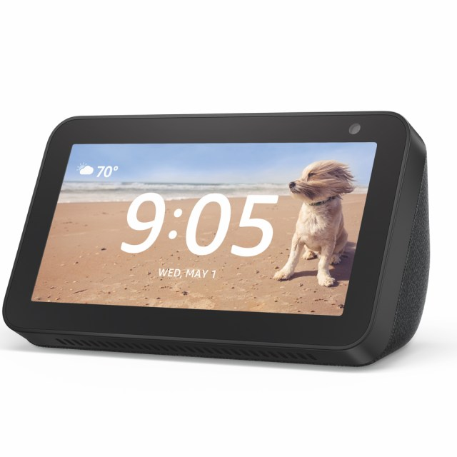 Amazon introduces $89.99 Echo Show 5 with enhanced camera features