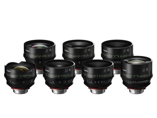 Canon to debut Sumire Prime cinema lenses at Cine Gear Expo