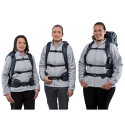 Shimoda releases a series of shoulder straps designed specifically for women
