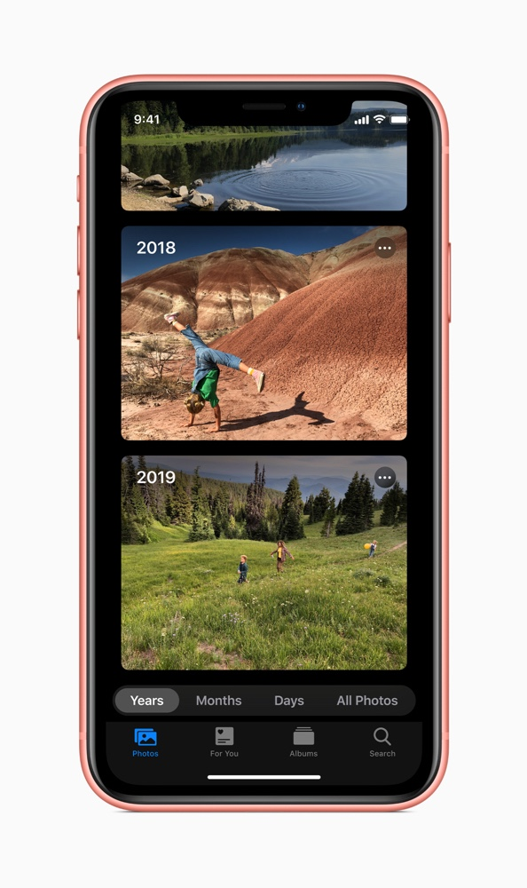 Apple improves camera, photo features in iOS 13