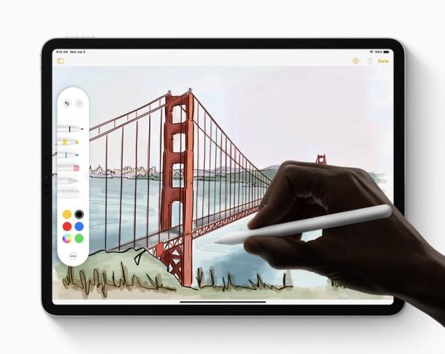 Apple forks iPad OS