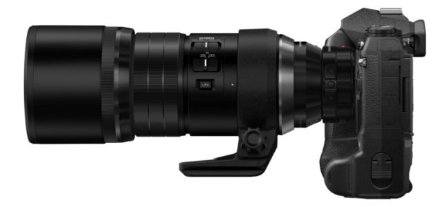 Olympus announced the M.Zuiko Digital 2x Teleconverter MC-20