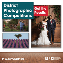 PPA announces 2019 District Photographic Competition Results