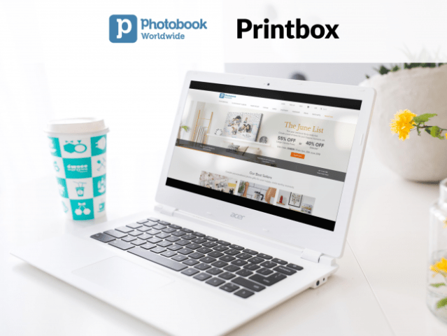 Printbox announces new cooperation with Photobook Worldwide