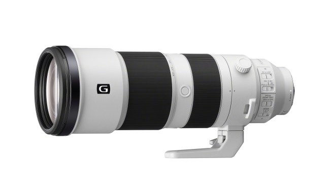 Sony announces FE 200-600mm F5.6-6.3 G OSS Super-telephoto Zoom Lens