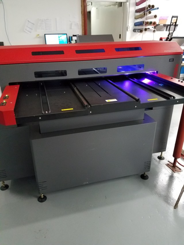Photo EVO expands personalization production with Compress UV printer