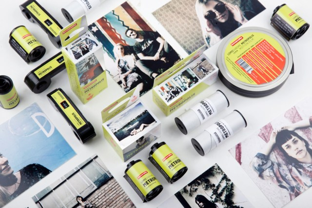 Lomography kicks off first new film emulsion in half a decade