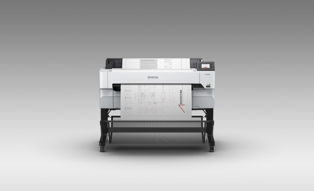 Epson introduces SureColor T5470M 36-inch printer and integrated scanner