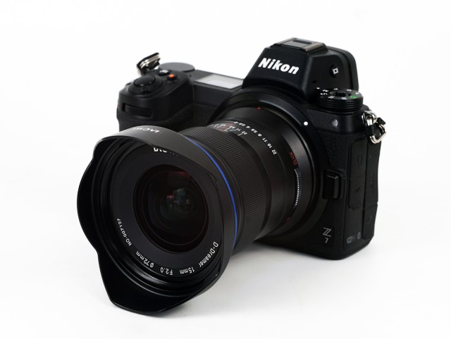 Venus Optics announces two Laowa wide-angle lenses  for Nikon Z, Canon RF cameras