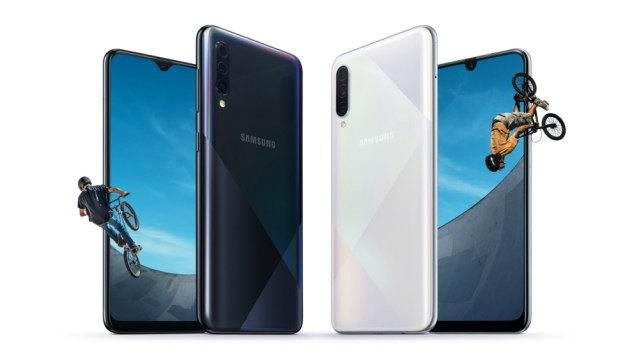 Samsung debuts Galaxy A50s and A30s with interesting cameras