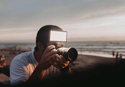 Lume Cube launches full-spectrum bi-color LED Light: The Lume Cube PANEL