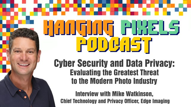 The elephant in the room: Data security and privacy in the photo industry