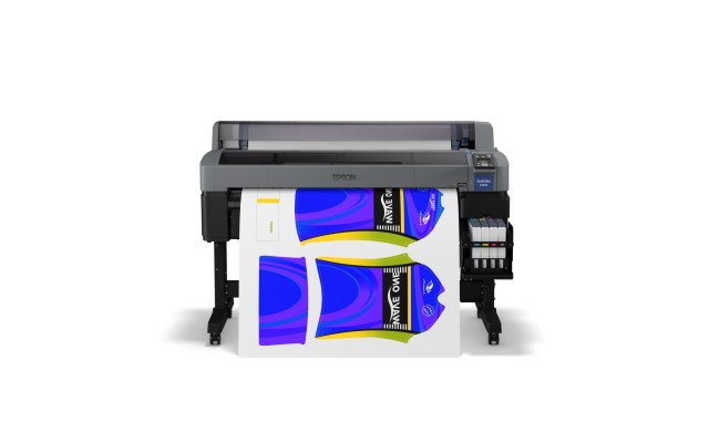 Epson introduces next-generation SureColor F6370 44-Inch dye-sublimation inkjet printer