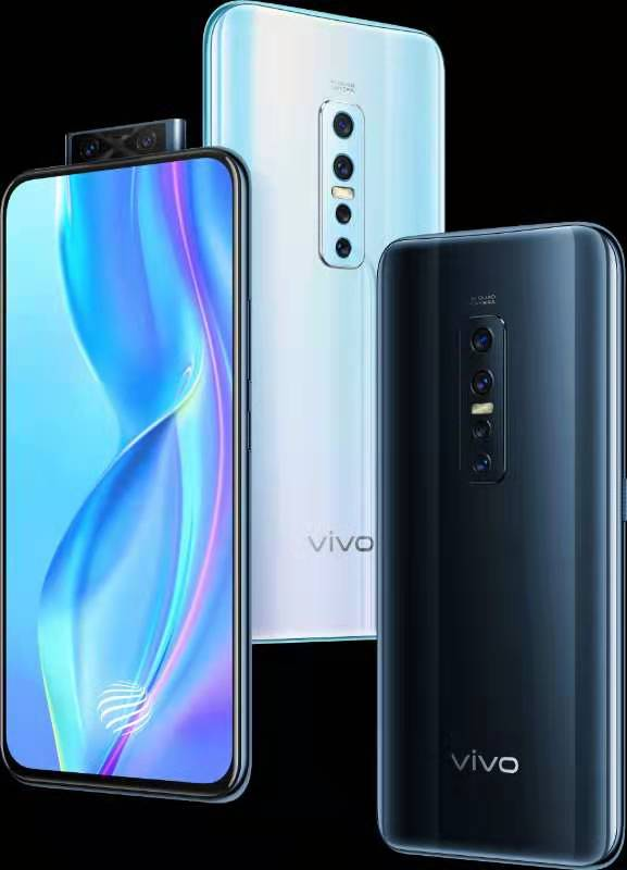 Vivo V17 Pro is the first smartphone with 32MP dual-elevating front camera