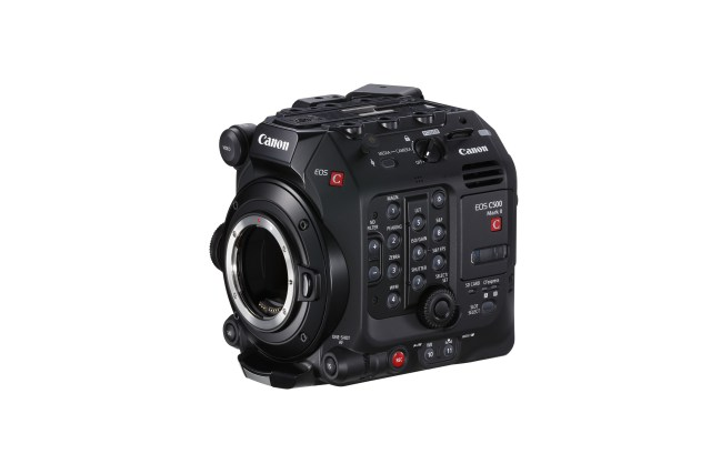 Canon EOS C500 Mark II cinema camera announced by Canon U.S.A. Inc.