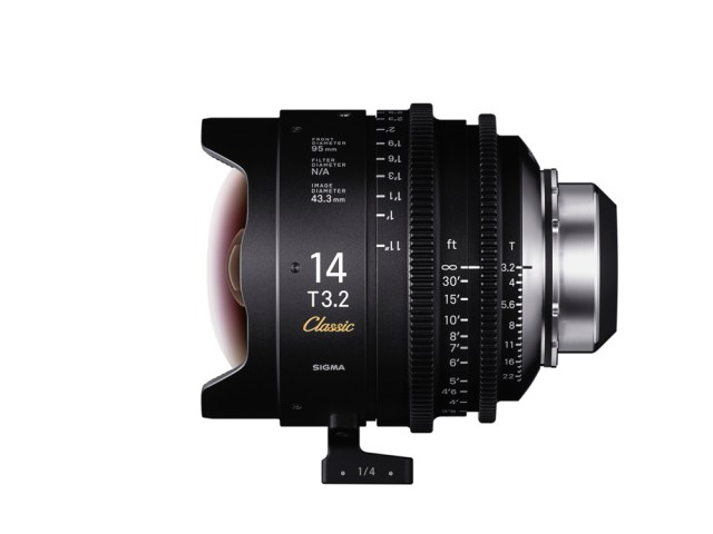 SIGMA launches full-frame prime cine lenses, /i Technology-compatible Cine Art Prime PL mount lenses; SIGMA Mount Converter MC-31
