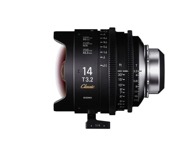SIGMA launches full-frame prime cine lenses, /i Technology-compatible Cine Art Prime PL mount lenses; SIGMA Mount Converter MC-31