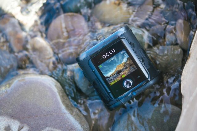 OCLU releases limited run of 2,500 award-winning action cameras