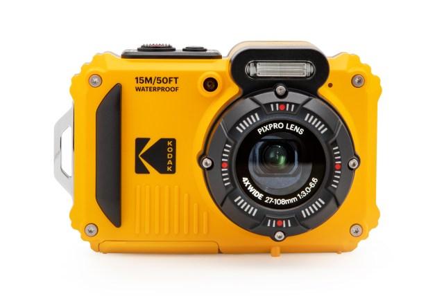 JK Imaging announces Kodak PixPro WPZ2 rugged digital camera