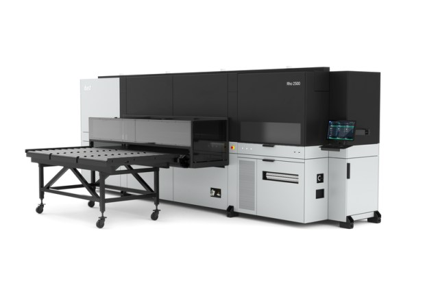 Durst launches Rho 2500 modular series, debuts P5 350 in North America