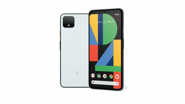 Google announces Pixel 4 dual-camera smartphone
