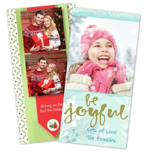 MailPix announces 2019 holiday greeting card collection