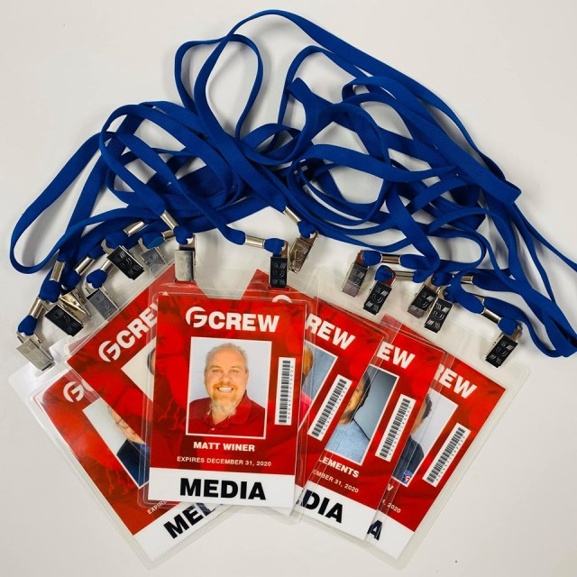 GFCrew adds media credentials to boost member access