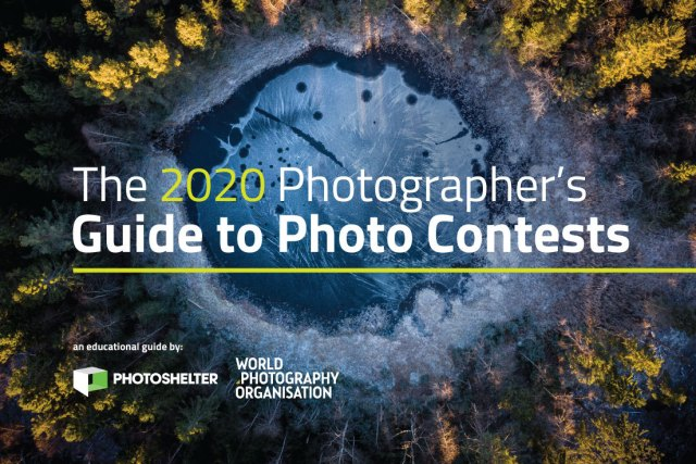 PhotoShelter, World Photography Organisation release The Photographer's Guide to Photo Contests
