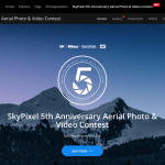 DJI, SkyPixel announce aerial photo and video contest