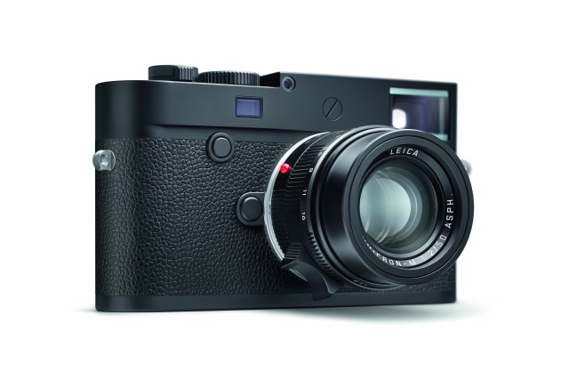 Leica Camera debuts the new Leica M10 Monochrom black-and-white camera